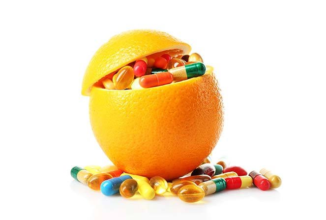 Nutraceuticals, antioxidant defenses, cell proliferation and weightloss.